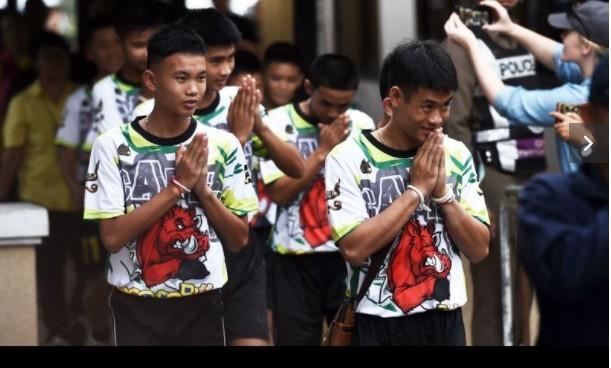 Thaiboys pounding