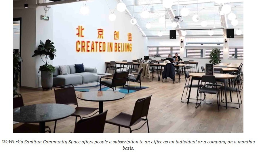 WeWorkoffice